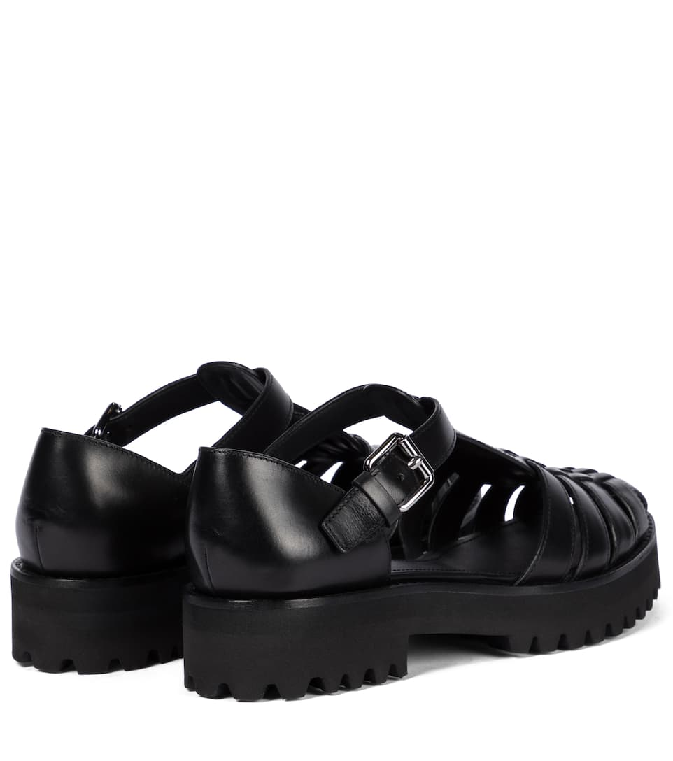 CHURCH'S Shoes KELSEY LEATHER SANDALS