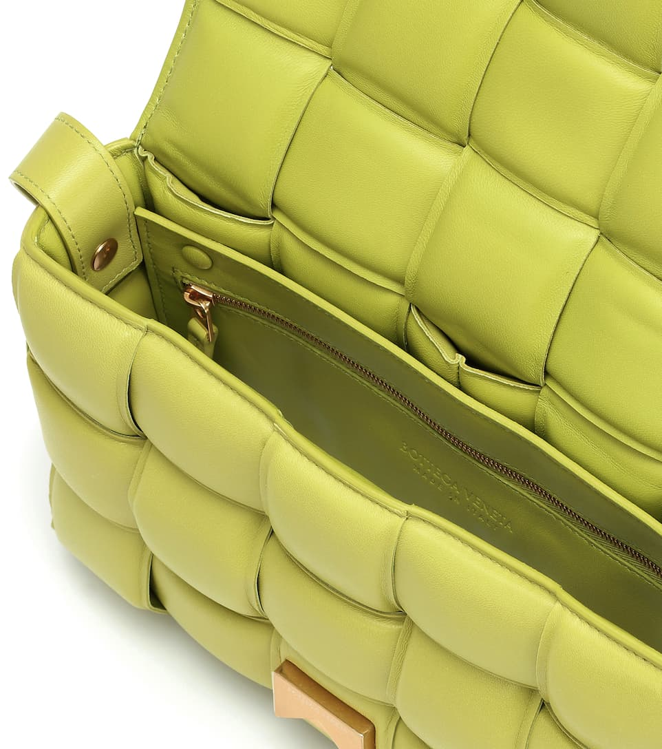 BOTTEGA VENETA Bags PADDED CASSETTE LEATHER SHOULDER BAG