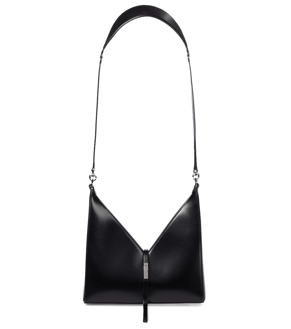 Givenchy Leathers CUT OUT SMALL LEATHER CROSSBODY BAG