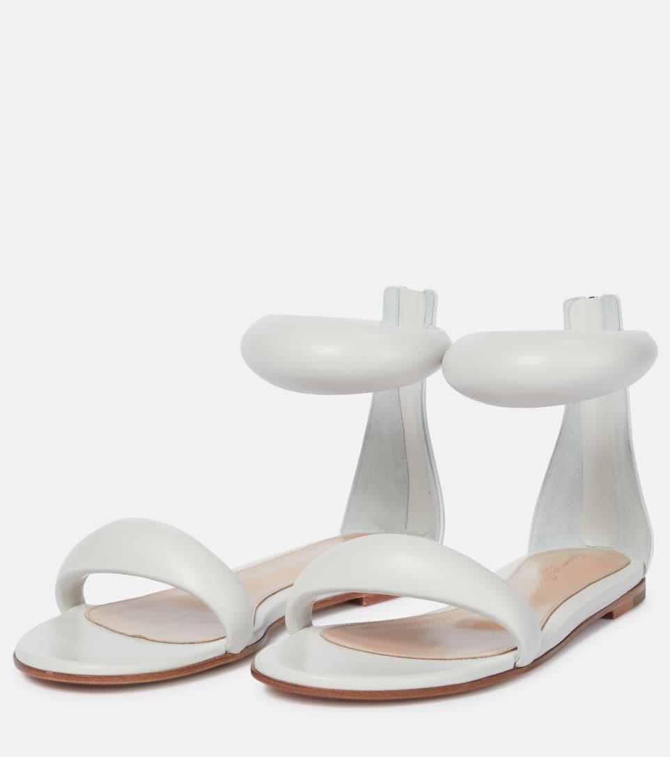 GIANVITO ROSSI Sandals BIJOUX LEATHER SANDALS