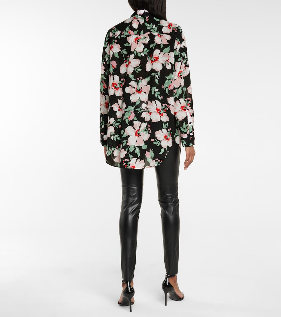 TOM FORD Clothing FLORAL SHIRT