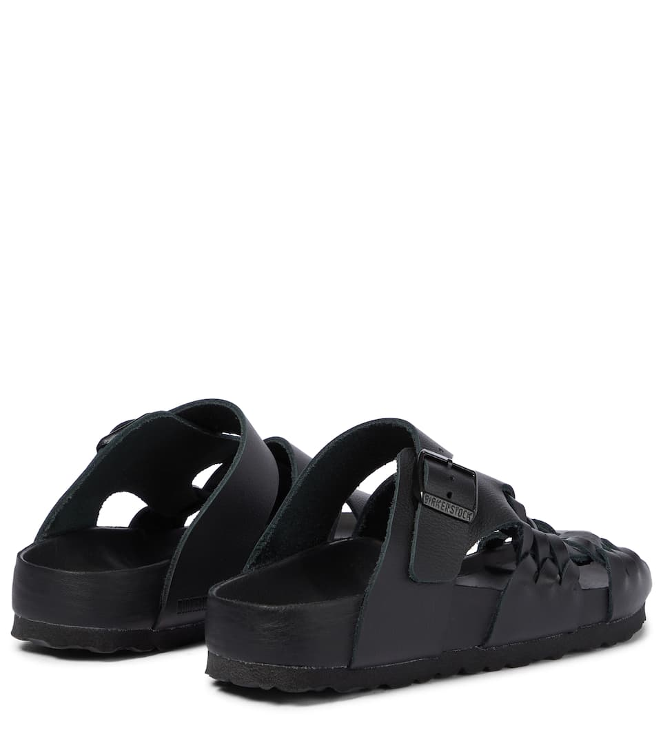 BIRKENSTOCK Shoes X CSM TALLAHASSEE LEATHER SANDALS