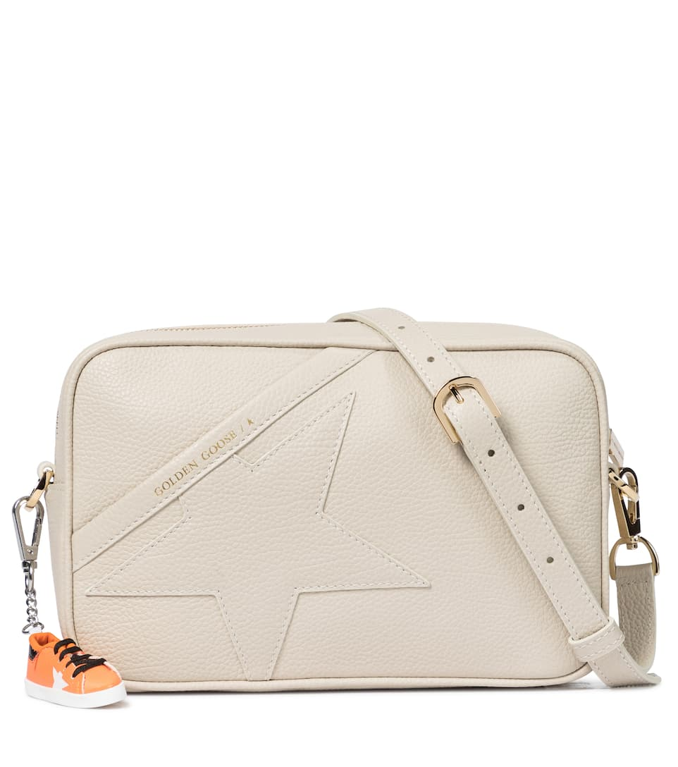 Golden Goose Bags STAR LEATHER SHOULDER BAG