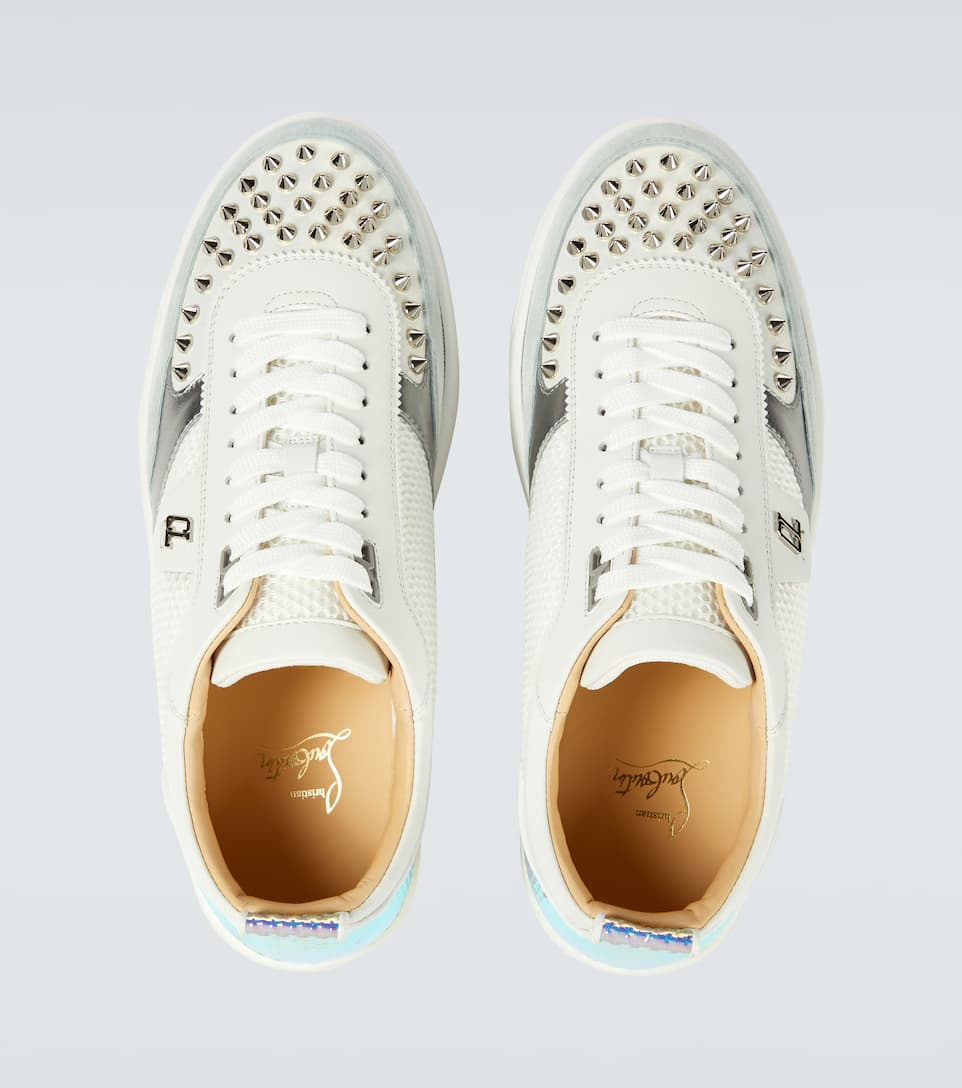 Epic 70皮革及踝靴 | Christian Louboutin - idollook