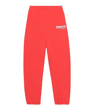 Balenciaga Kids - Cotton-blend trackpants - mytheresa.com